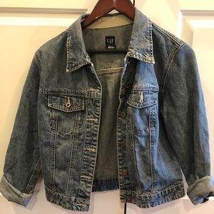 Authentic vintage gap denim jacket